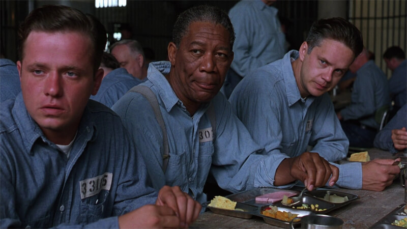 Esaretin Bedeli (The Shawshank Redemption)