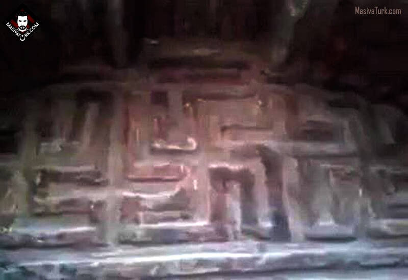 Amasya Hatuniye Cami'nde Oz Tamgası