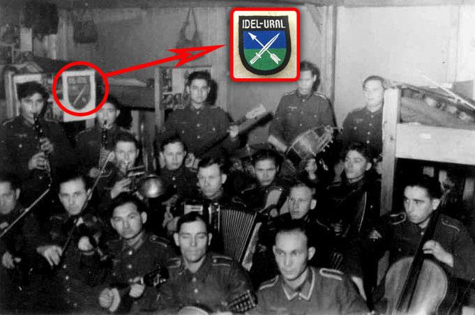 Nazi Ordusundaki Volga Tatarları