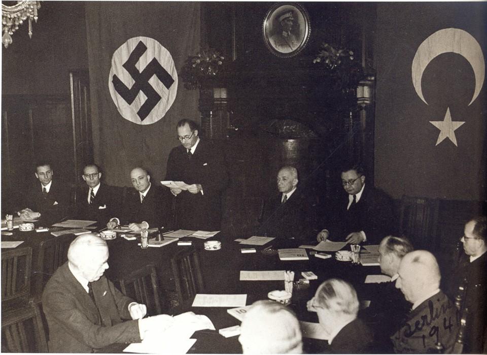 Türk-Alman Dostluk Paktı
