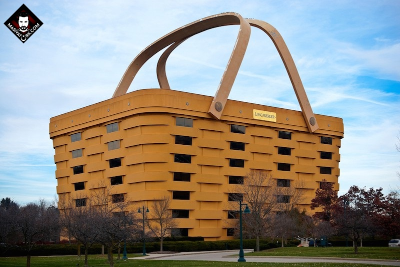 Longaberger Binası (Ohio, ABD)