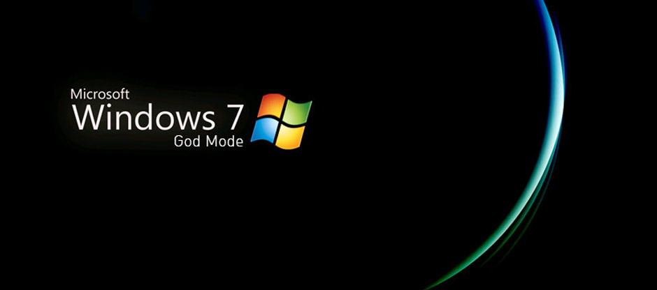 Windows 7 God Mode (Tanrı Modu)