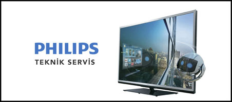 Philips Televizyon Servisi